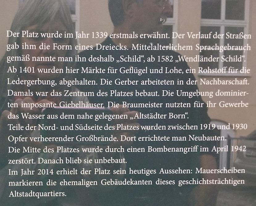 Am Wendländer Schilde Beschreibung Rostock Deutschland