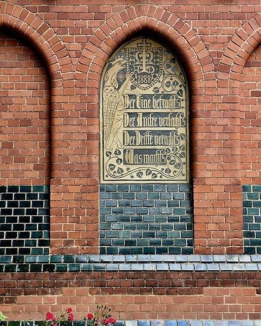 Bad Doberan Stadt- und Bädermuseum Detail Bad Doberan Deutschland