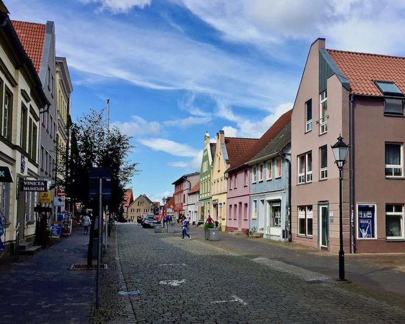 Barth Lange Straße Barth Deutschland
