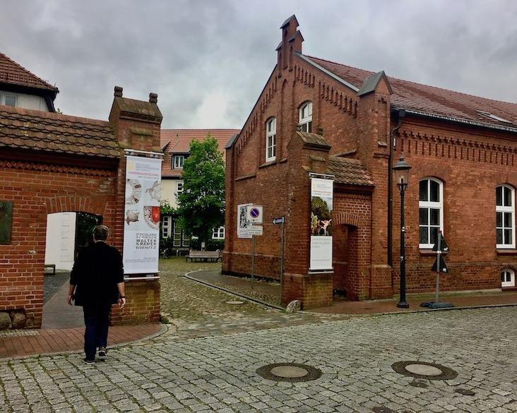 Deutsches Bernsteinmuseum Kloster-Ribnitz Ribnitz-Damgarten Deutschland