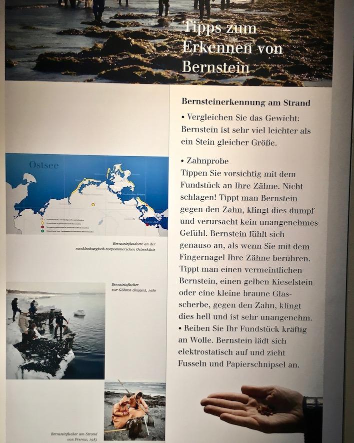 Deutsches Bernsteinmuseum Tipps