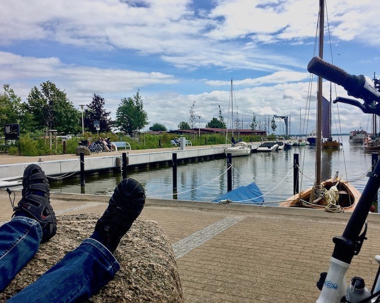 Hafen Wustrow Fischland Wustrow Deutschland