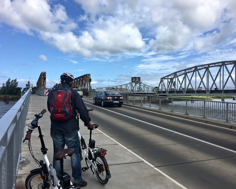 Meiningen Brücke Zingst Ostseeheilbad Zingst Deutschland