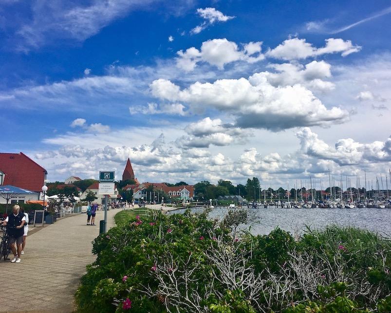 Ostseebad Rerik Hafen-Promenade
