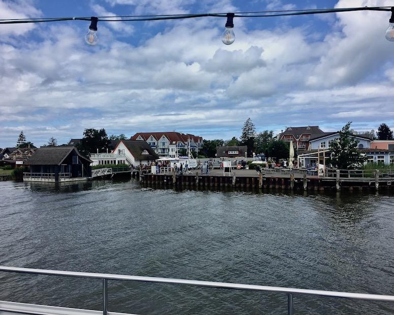 Ostseeheilbad Zingst Hafeneinfahrt Zingst Deutschland