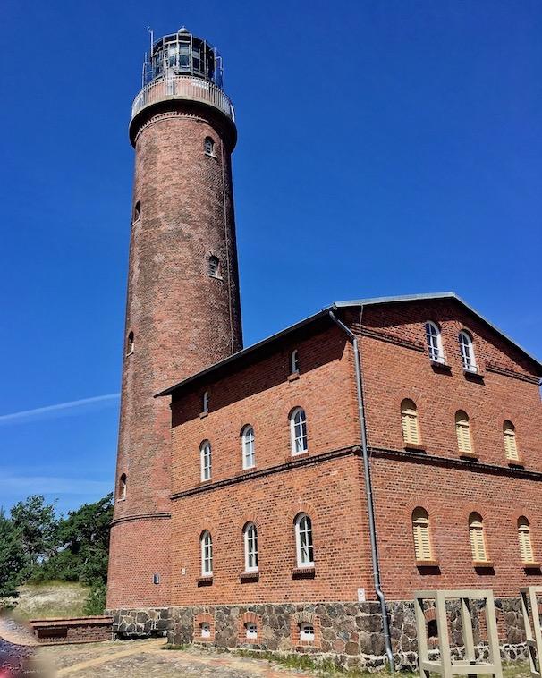 Prerow Darßer-Ort Natureum Leuchtturm