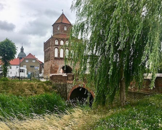 Riebnitz-Damgarten Rostocker Tor Ribnitz-Damgarten Deutschland