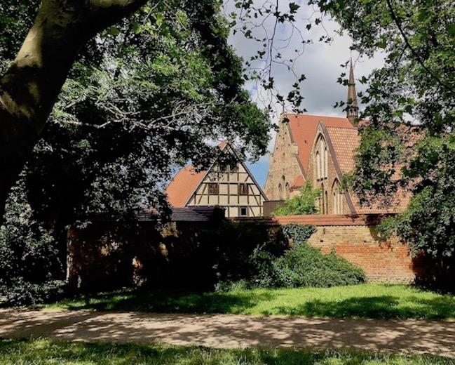 Rostock Kloster zum heiligen Kreuz Rostock Deutschland