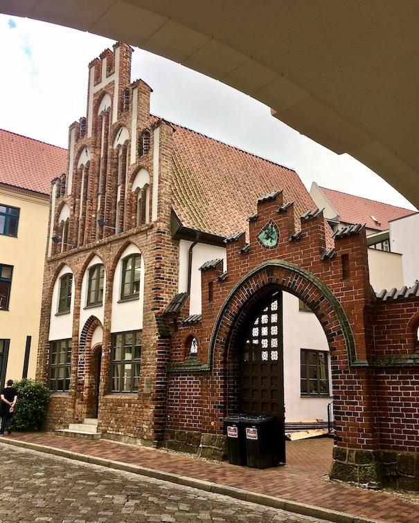 Rostock Walldienerhaus Rostock Deutschland
