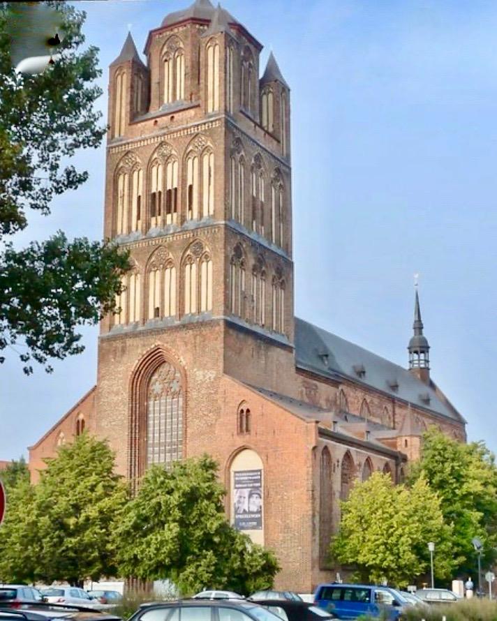 St. Jakobi-Kirche Stralsund