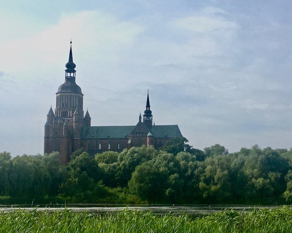 St.Marien-Kirche Stralsund Die Prächtig-Kirche Stralsund