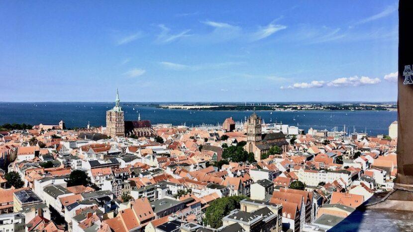Stralsund UNESCO-Weltkulturerbestätte Deutschland
