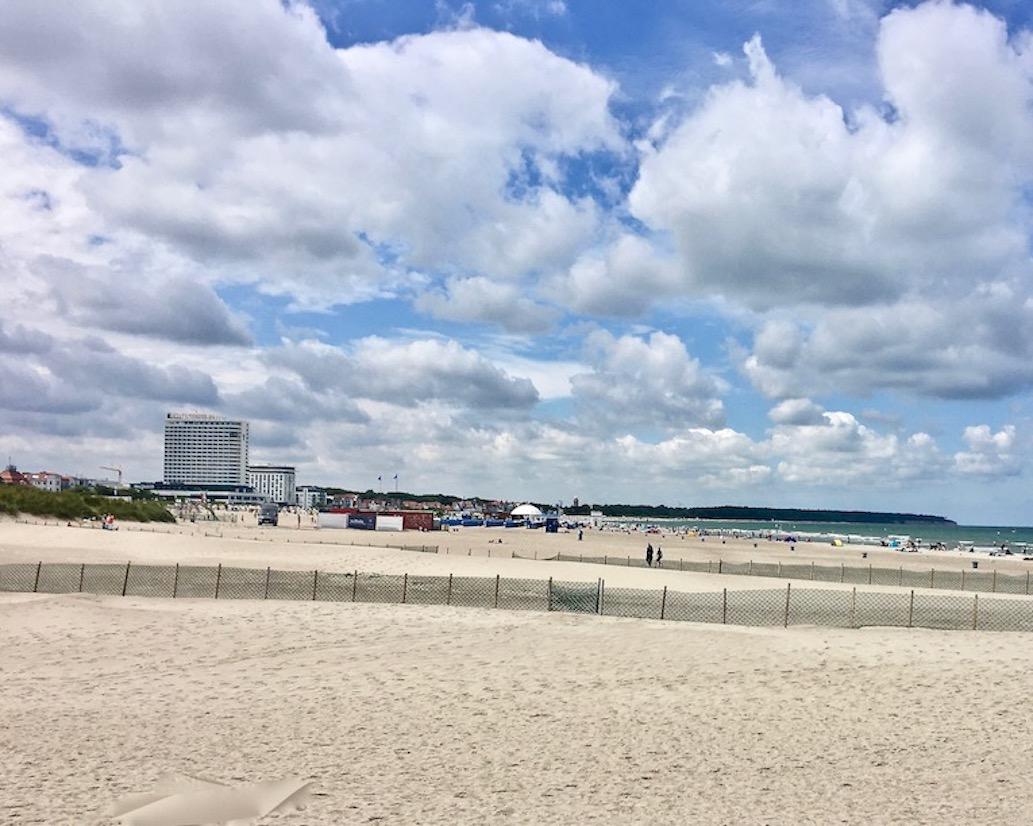 Warnemünde Strand Hotel Neptun Warnemünde Deutschland