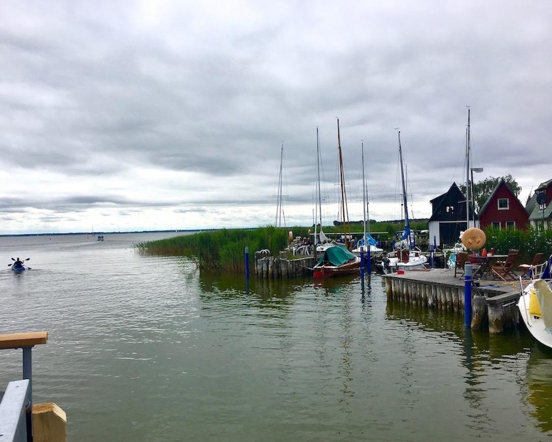 Wustrow Fischland Hafen-Wustrow Deutschland