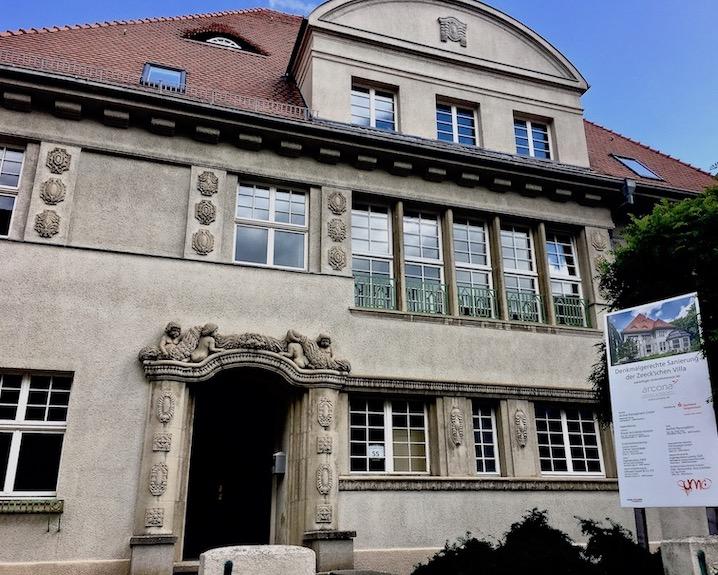 Zeecksche-Villa Rostock Deutschland