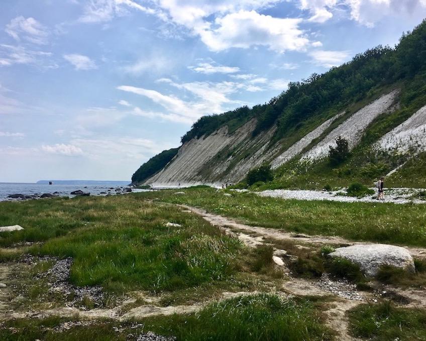Kap Arkona Rügen Nordstrand entlang