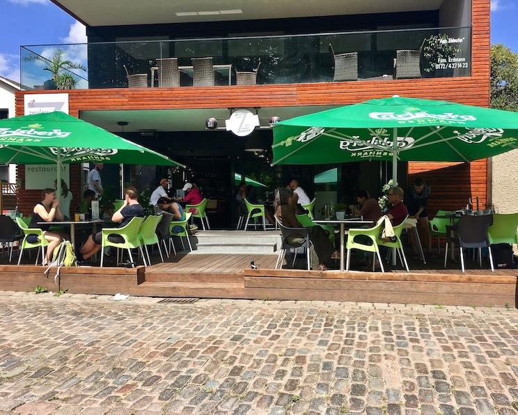 Plau am See Restaurant Zeislers-Esszimmer Mecklenburg-Vorpommern