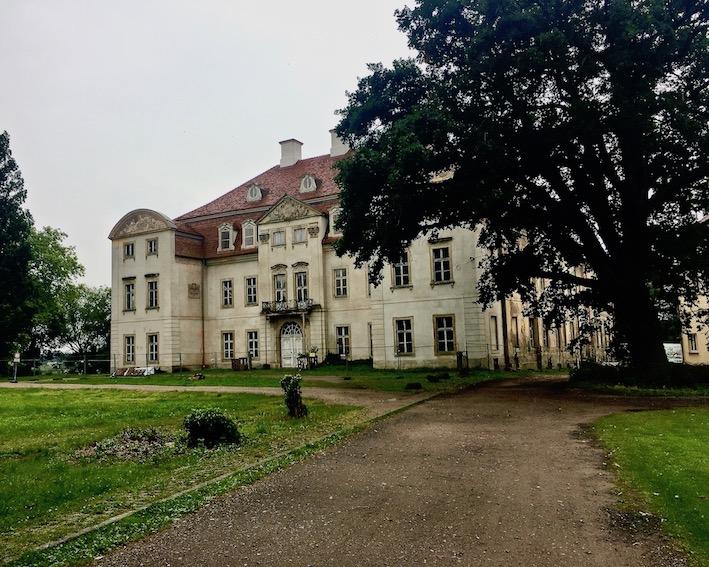 Schloss Ivenack in Ivenack Mecklenburg-Vorpommern