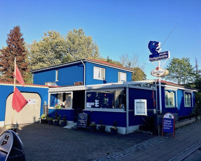 Wiek auf Rügen Restaurant Jacob's Fischgaststätte