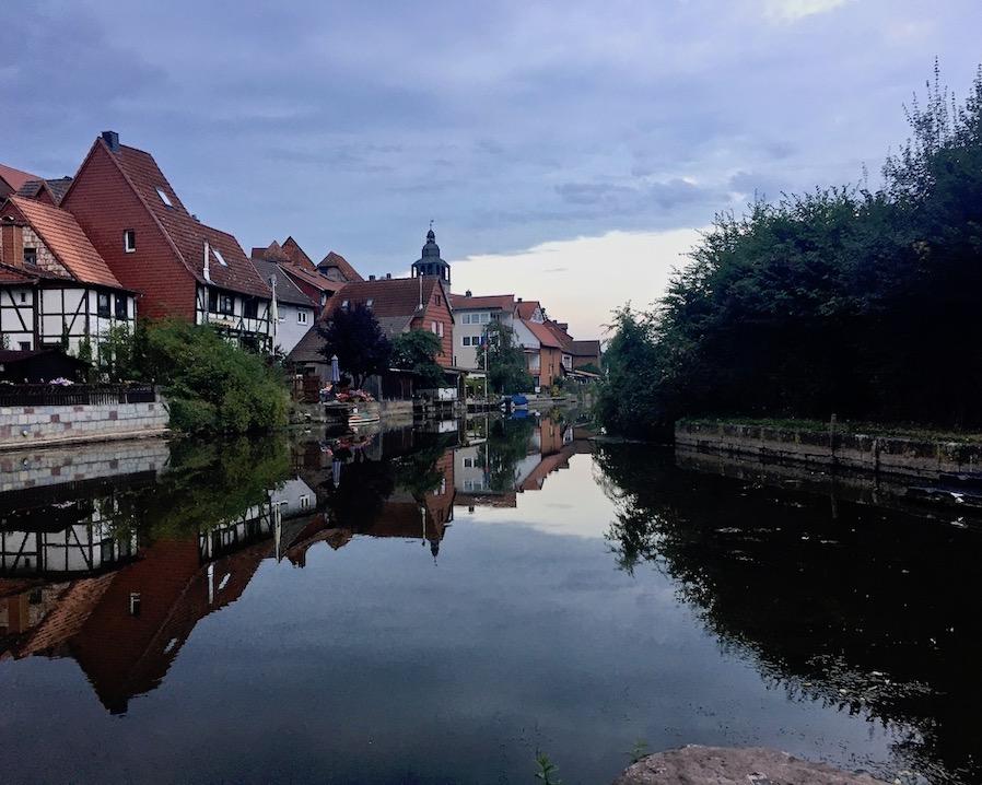 Bad Sooden-Allendorf Klein-Venedig an der Werra Bad Sooden-Allendorf Hessen