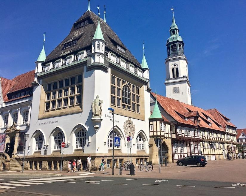 Bomann-Museum Celle Niedersachsen