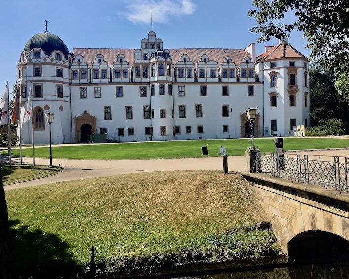 Celler Schloss Schloss Celle Niedersachsen