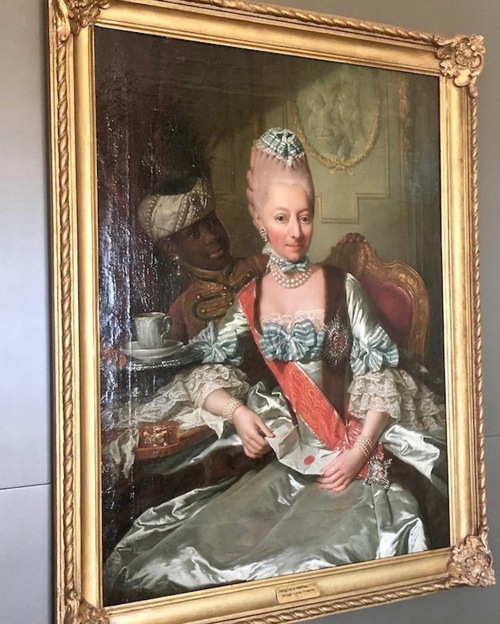Herzogin Louise Friederike zu Mecklenburg Prinzessin von Würtemberg