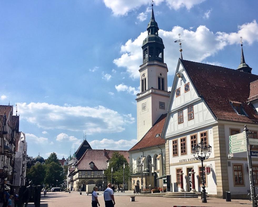 Stadtkirche St.Marien an der Stechbahn Altstadt Celle Niedersachsen