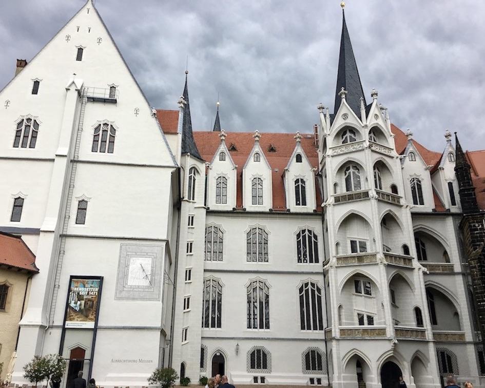 Meißen Sehenswürdigkeiten Altstadt Elbe Sachsen Meißen Sachsen Schloss-Albrechtsburg Museum