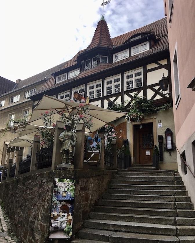 Meißen Sehenswürdigkeiten Altstadt Elbe Sachsen Meißen Sachsen Restaurant Vincenz Richter