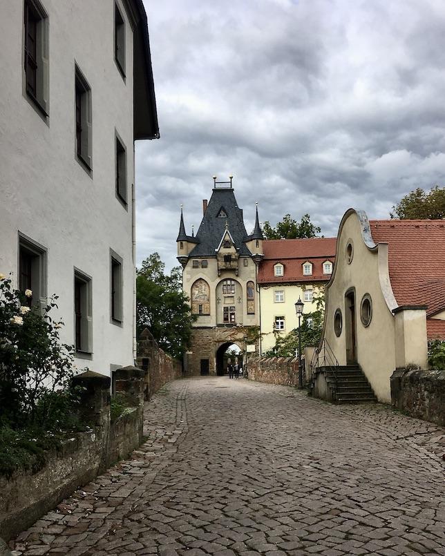 Meißen Sehenswürdigkeiten Altstadt Elbe Sachsen Meißen Sachsen Zur Schloßbrücke