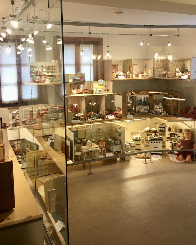 Alsfeld Hessen Das Märchenhaus Museum Puppenstuben