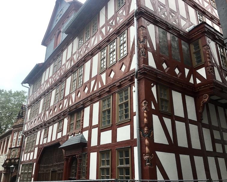 Alsfeld Hessen Regionalmuseum Neurathhaus Minnigerrodehaus Fachwerkstadt Oberhessen