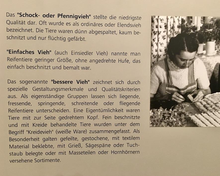 Erzgebirgisches-Spielzeugmuseum Kurort Seiffen/Erzgeb. Beschreibung 2.