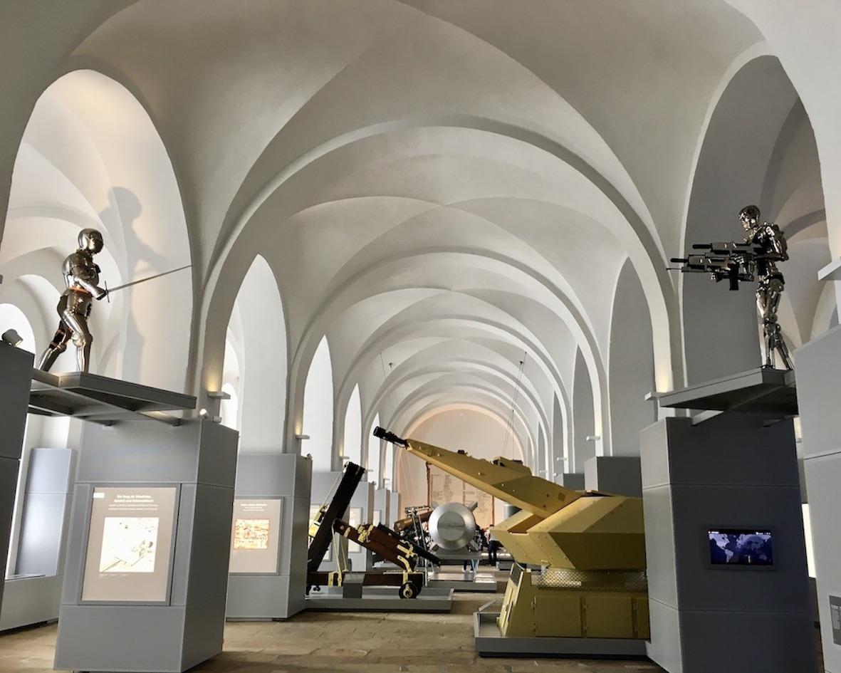 Festung Königstein Neues Zeughaus Militärhistorisches-Museum Elbsandsteingebirge Sachsen