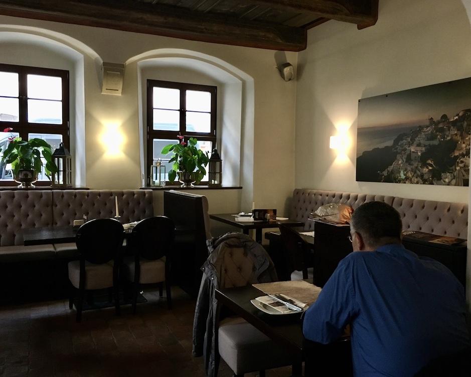 Pirna an der Elbe Sachsen Athos Griechisches Lokal
