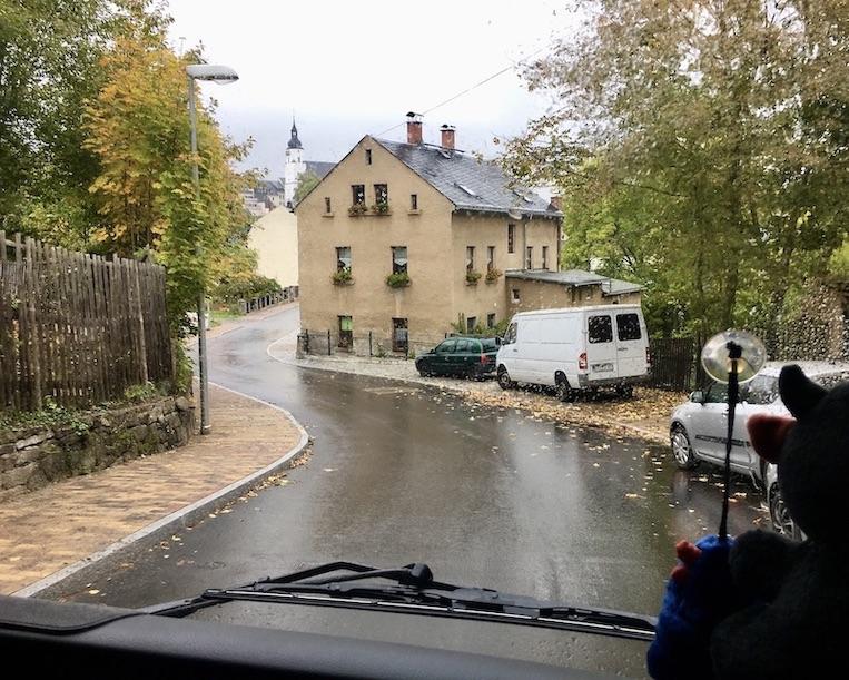 Schwarzenberg:Erzgeb. zum Wohnmobil-Stellplatz