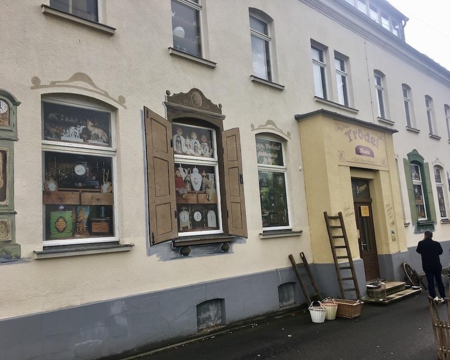 Wernesgrün Ortsteil von Steinberg Trödel und Antik Micha