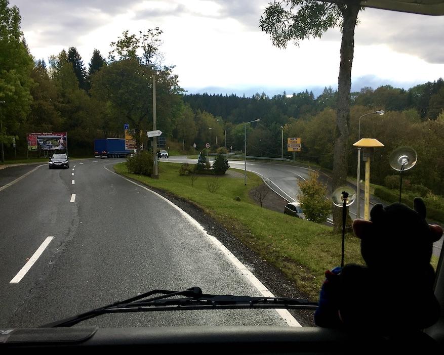 Wir kommen nach Schmiedefeld am Rennsteig Thüringen