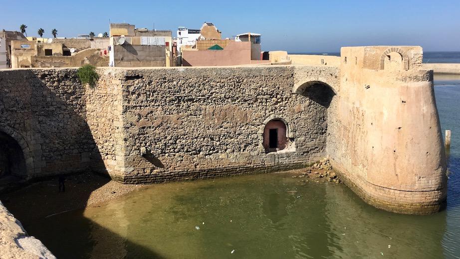 EL Jadida Portugiesiche Festung am Atlantik Marokko