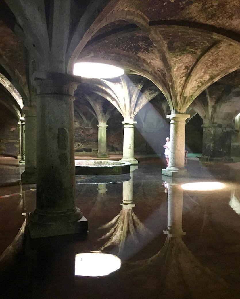 El Jadida Portugiesische-Zisterne UNESCO-Weltkulturerbe Highlight Marokko