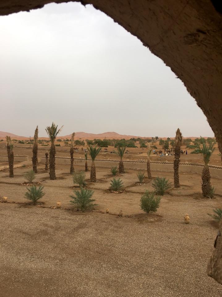 Merzouga Wüstentour Sand Dünen Erg-Chebbi Sahara Wüste Marokko