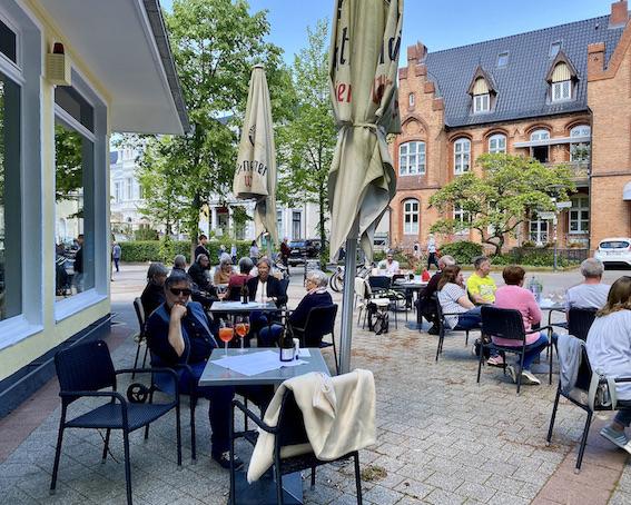 Bad Oeynhausen Cafe Verkehrshaus am Kurpark in Bad Oeynhausen