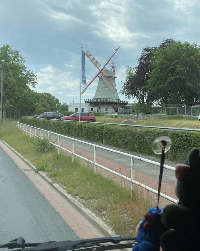 Arberger Mühle Bremen Galerieholländer denkmalgeschützt