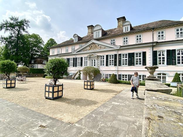 Bad Pyrmont Veste-Pyrmont Insel-Schloss-Pyrmont Weserrenaissance-Schloss