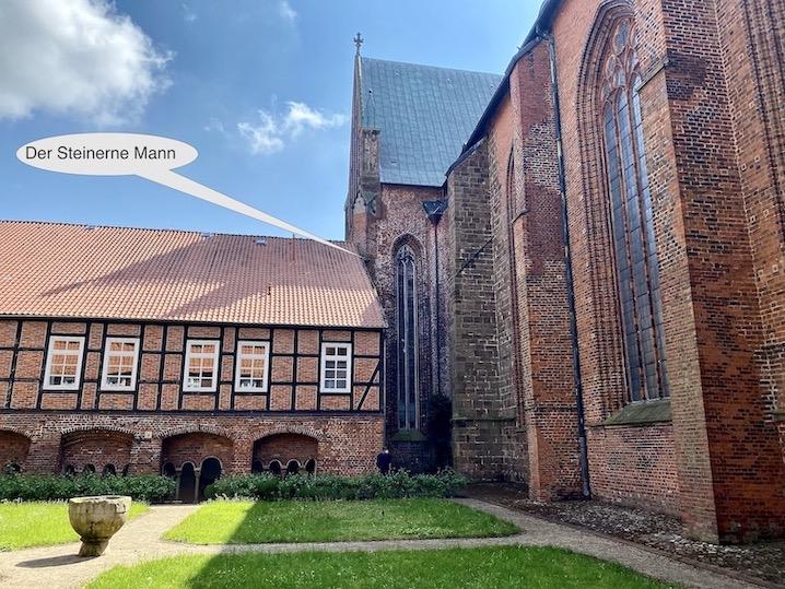 Verden an der Aller Altstadt Dom St.Maria und Cäcilia Der Steinerne Mann Reiterstadt-Verden