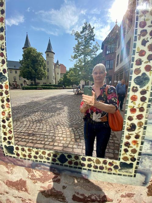 Lohr am Main Historische Altstadt Schneewittchenstadt Sehenswürdigkeiten Lohrer-Schloss
