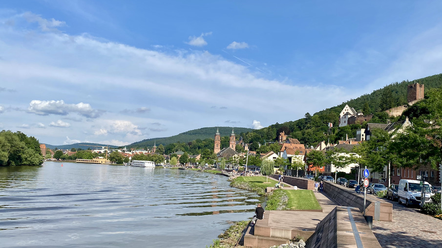 Miltenberg am Main Deutschland historische Altstadt Sehenswürdigkeiten Mainufer 1