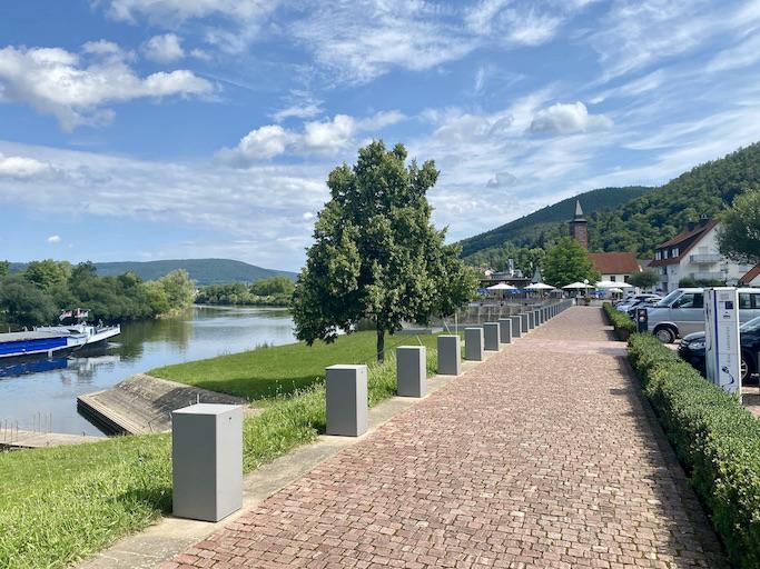 Stadt Freudenberg am Main Mainufer-Promende