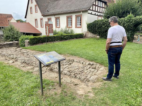 Steinau an der Straße Via-Regia-Straße Alte-Handelsstraße Brüder Grimm Haus Märchen-Museum